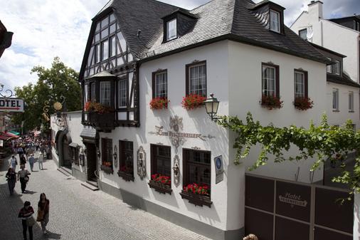 Hotel Felsenkeller - Rüdesheim am Rhein - Building