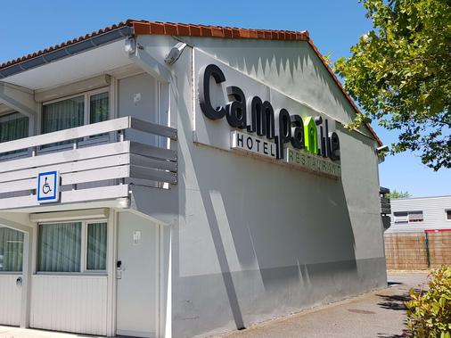 Hotel Campanile Toulouse - Blagnac Aéroport - Blagnac - Rakennus