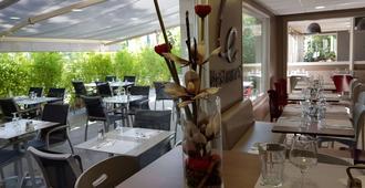 ホテル カンパニール トゥールーズ - ブラニャック アエロポルト - ブラニャック - レストラン