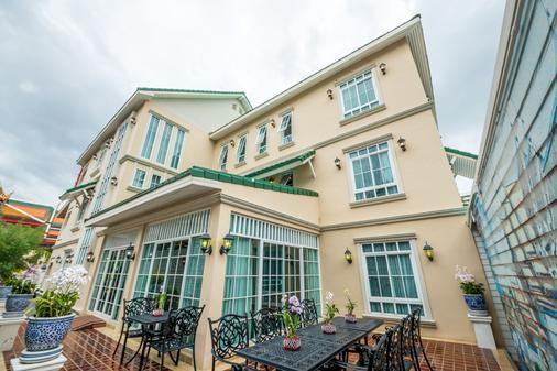 The Orchid House 153 - Bangkok - Rakennus