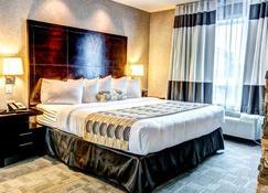 Home Inn & Suites Yorkton - Yorkton - Bedroom