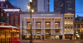 JW Marriott New Orleans - New Orleans - Building