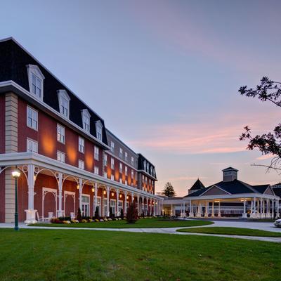 Saratoga Casino Hotel - Saratoga Springs - Toà nhà