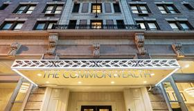 The Commonwealth - Richmond - Building