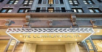 The Commonwealth - Richmond - Edificio