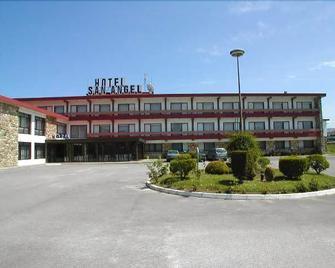 Hotel San Ángel - Aldea Peral - Edificio