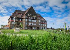 Relaxhotel Sachsenbaude - Oberwiesenthal - Gebouw