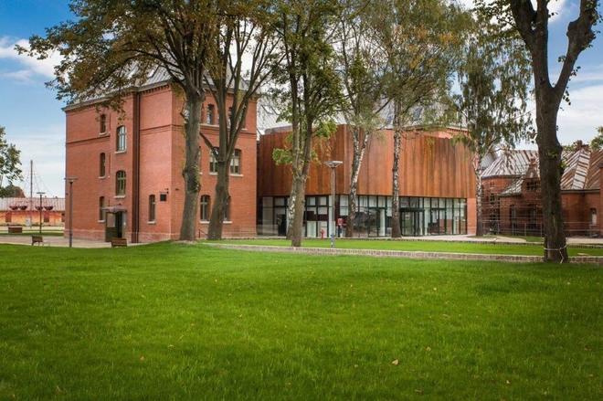 Hostel Kampus - Gdansk - Edificio