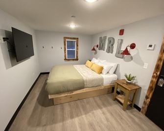 Mad River Lodge - Waitsfield - Спальня
