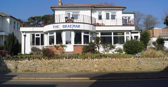 The Braemar - Shanklin - Building