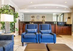 Comfort Inn Modesto - Modesto - Σαλόνι ξενοδοχείου