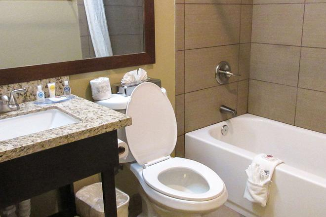 Comfort Inn Modesto - Modesto - Μπάνιο