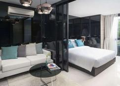 X2 Vibe Pattaya Seaphere - Pattaya - Bedroom