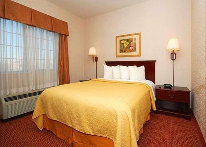 大學城品質套房酒店 - 瓦柯 - 韋科 - 臥室