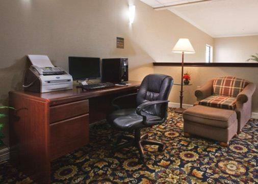 Quality Inn & Suites Waco - Waco - Business centre