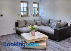 Ferienhaus Fam. Herklotz - Seiffen - Sala de estar