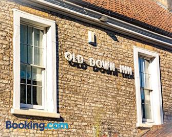 The Old Down Inn - Radstock - Building