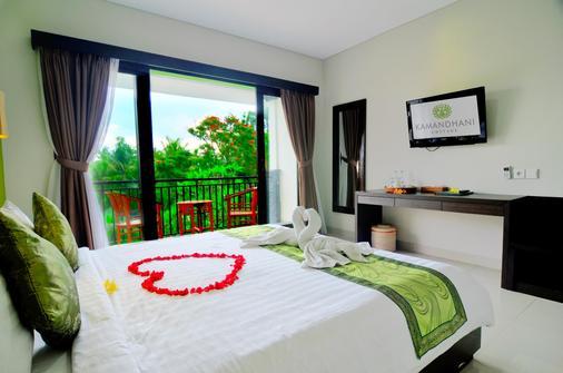 Kamandhani Cottage - Ubud - Phòng ngủ