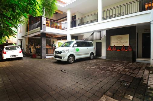 Kamandhani Cottage - Ubud - Building