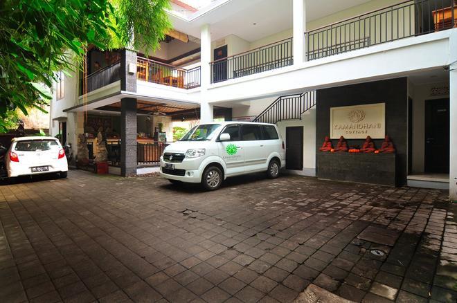 Kamandhani Cottage - Ubud - Edificio