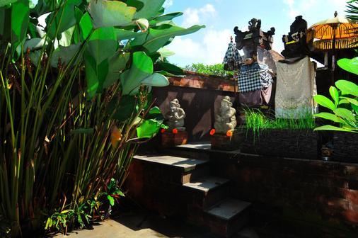 Kamandhani Cottage - Ubud - Outdoor view