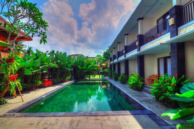 Kamandhani Cottage - Ubud - Piscina