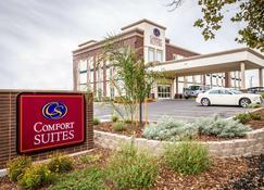 Comfort Suites Woodland - Sacramento Airport - Woodland - Building