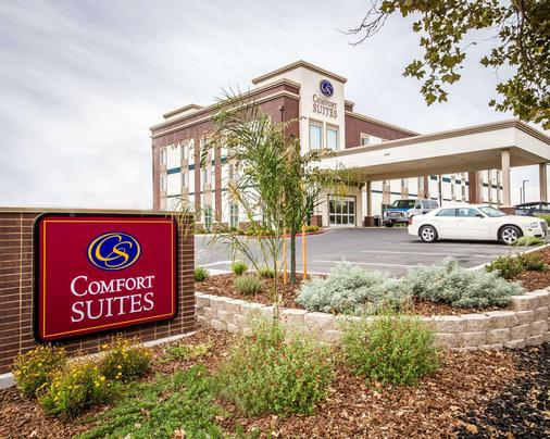 Comfort Suites Woodland - Sacramento Airport - Woodland - Gebäude