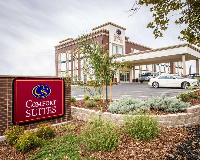 Comfort Suites Woodland - Sacramento Airport - Woodland - Rakennus