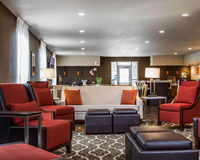 Comfort Suites Woodland - Sacramento Airport - Woodland - Oleskelutila