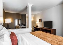 Comfort Suites Woodland - Sacramento Airport - Woodland - Makuuhuone