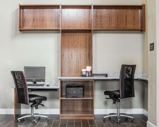 Comfort Suites Woodland - Sacramento Airport - Woodland - Business Center