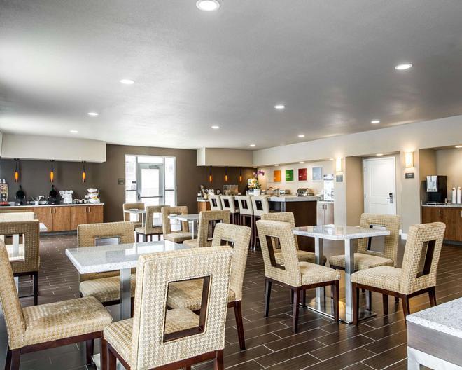 Comfort Suites Woodland - Sacramento Airport - Woodland - Ravintola