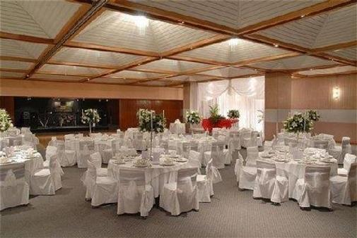 Sevilla Palace Hotel - Mexico City - Banquet hall