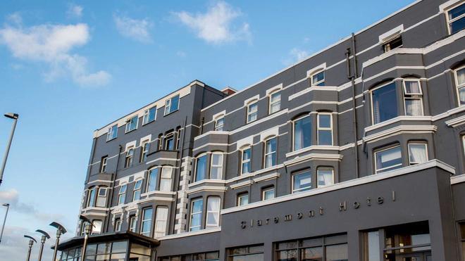 Claremont Hotel - Blackpool - Toà nhà