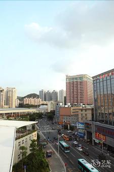 深圳吉華商務酒店 - 深圳 - 室外景