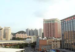 Jihua Business Hotel - Shenzhen - Vista externa