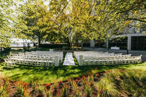 Pacific Gateway Hotel at Vancouver Airport - Richmond - Banquet hall