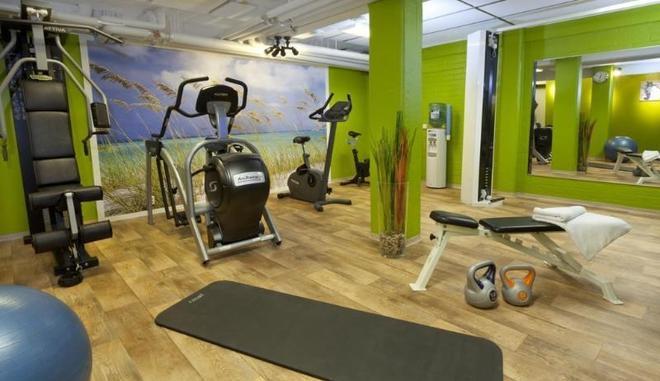Hotel Ava - Ελσίνκι - Γυμναστήριο