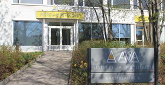 Hotel Ava - Helsinki - Toà nhà
