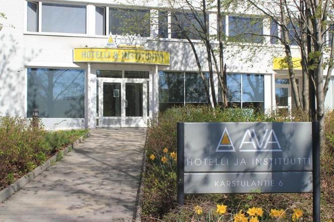 Hotel Ava - Ελσίνκι - Κτίριο