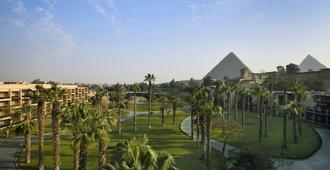 Marriott Mena House, Cairo - Giza - Outdoor view
