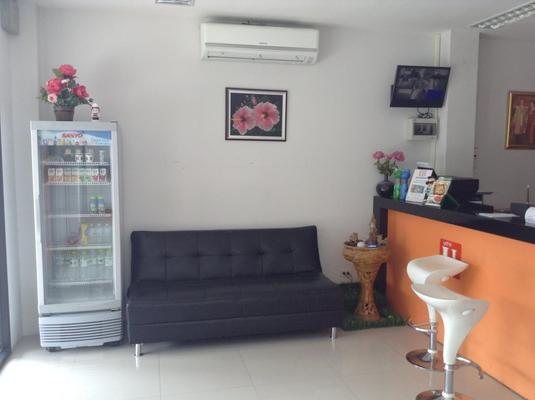 Noble Uhouse - Chiang Mai - Front desk