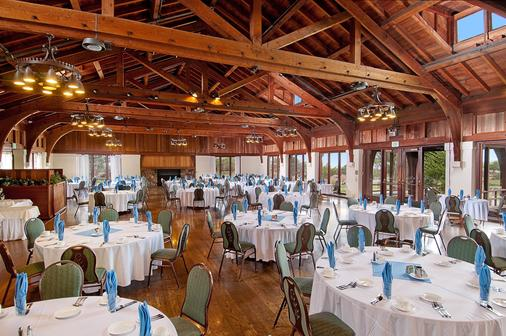 Asilomar Conference Grounds - Pacific Grove - Banquet hall