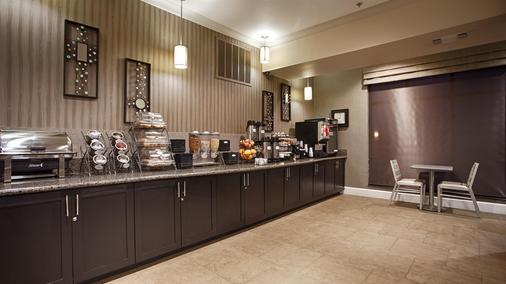 Best Western Plus Texarkana Inn & Suites - Texarkana - Buffet