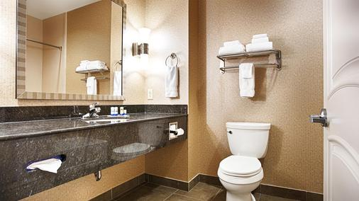 Best Western Plus Texarkana Inn & Suites - Texarkana - Bathroom