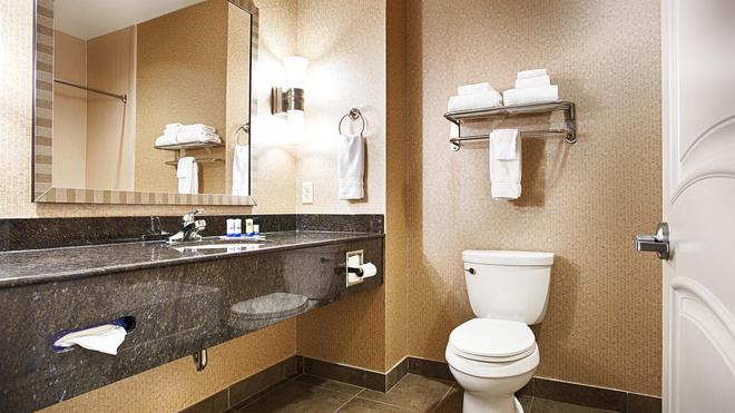 Best Western Plus Texarkana Inn & Suites - Texarkana - Kylpyhuone