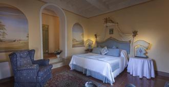 Relais Il Falconiere - Cortona - Schlafzimmer