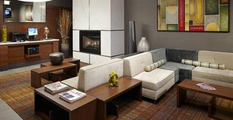 Courtyard by Marriott Montreal Airport - Montreal - Living room