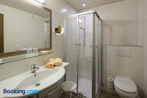 Rustika - Lermoos - Bathroom